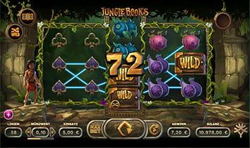 Yggdrasil Casinos Launch New Jungle Books Slot