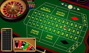 Roulette online spielen mit geld